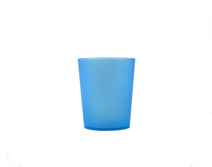 Vaso de plástico para agua o café