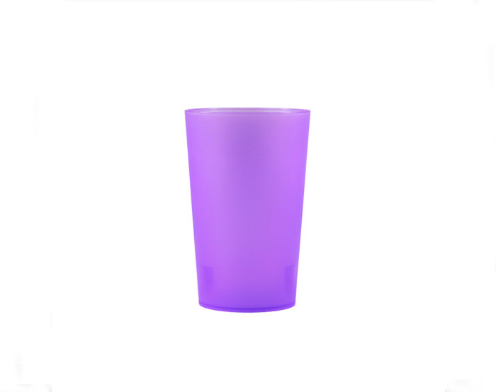 Vaso de plástico para hielo o cerveza